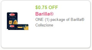 Barilla Collezione Coupon Print Now To Save $0.75 On One DommesticDivasCoupons