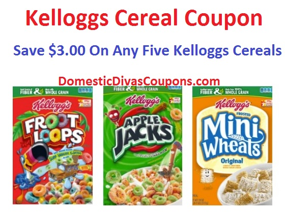 · Wake-up to the delicious taste of Special K Cereal! Save $ off any one Seasonal Kellogg's Special K Apple Cinnamon, Pumpkin Spice, Frosted Mini-Wheats Pumpkin Spice or Kellogg's Frosted Flakes Printable Coupon!