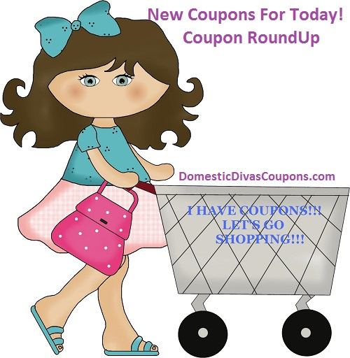 New Coupons For Today-Coupon-RoundUp-2