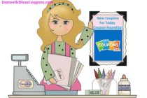 New Coupons For Today-Coupon RoundUp DomesticDivasCoupons