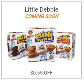 Little Debbie Coupon