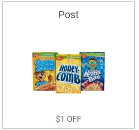 Post Cereal Coupon2