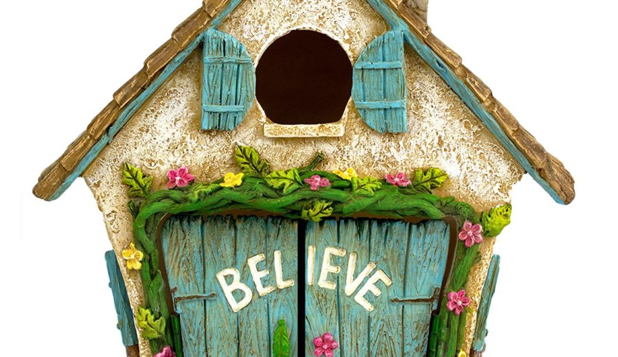 The Adorable Believe Fairy Garden House DomesticDivasCoupons