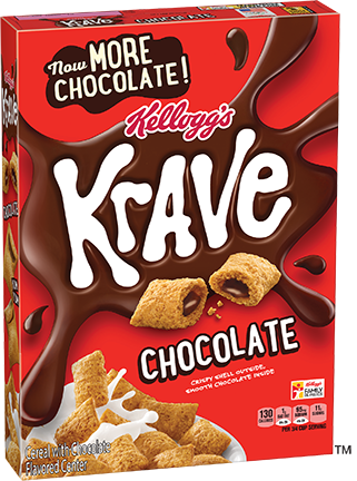 Kellogg's Krave Cereal Coupon Save $0.50 Domestic Divas Coupons