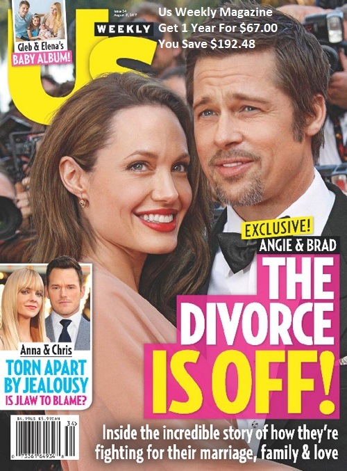Us Weekly Magazine Get 1 Year For $67.00 Domestic Divas Coupons