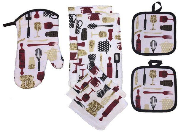 Kitchen Towels Utensils