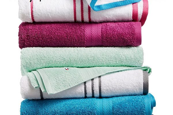 Macy's Deal Of The Day-Tommy Hilfiger Bath Towel Only $4.99! DomesticDivasCoupons