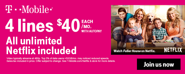Netflix On Us T Mobile Domestic Divas Coupons