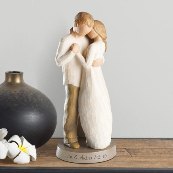 Personalized Willow Tree Promise Figurine Domestic Divas Coupons