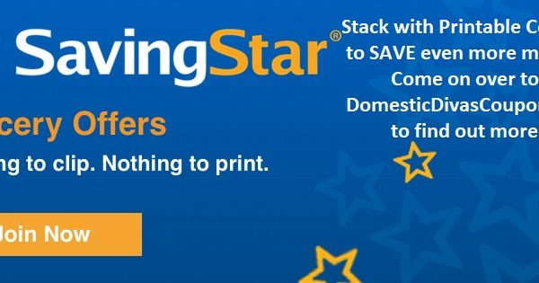 Save Even More On Groceries With SavingStar!