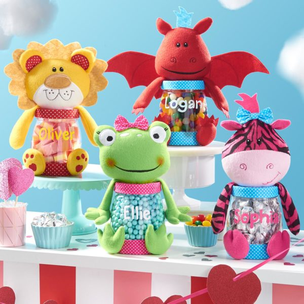 Valentine Buddies Plush Treat Jars Domestic Divas Coupons