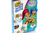 Crayola Color Wonder, On the Go, Shimmer And Shine!