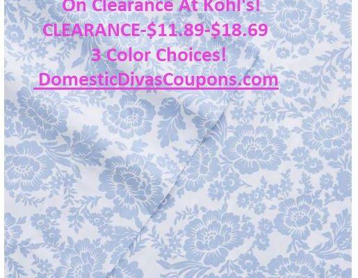 Home Classics Microfiber Sheets-CLEARANCE-$11.89-$18.69 DomesticDivasCoupons
