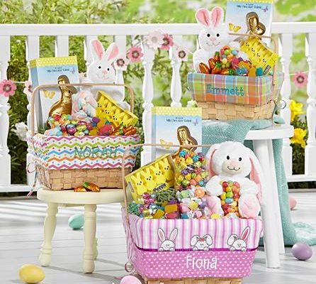 New-All-In-One Easter Basket