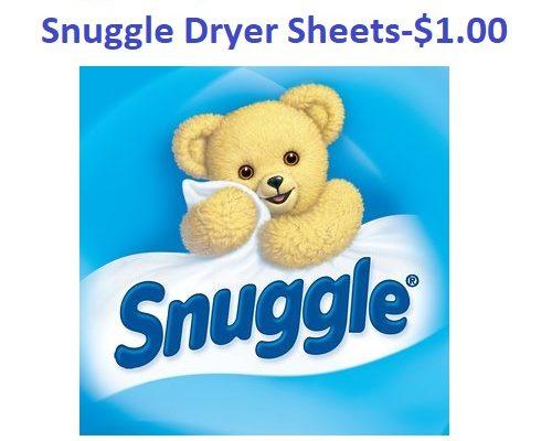 Snuggle Deals At Dollar General