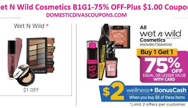 Wet n wild makeup coupons 2018