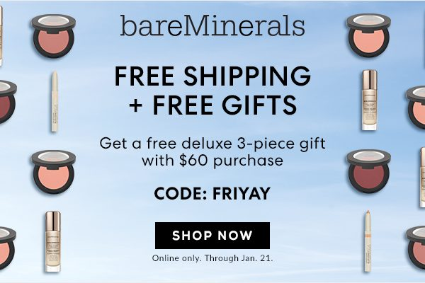 image about Bare Minerals Printable Coupons called bareMinerals CouponsPromo Codes Archives House Divas